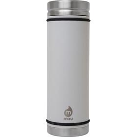 MIZU V7 Bouteille isotherme Avec Couvercle En V 650ml, enduro light grey